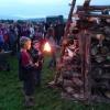 Die Kunst des Feuer-Bauens